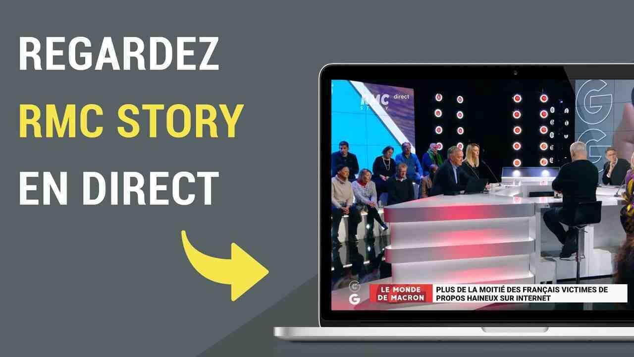 Regarder RMC Story en Direct